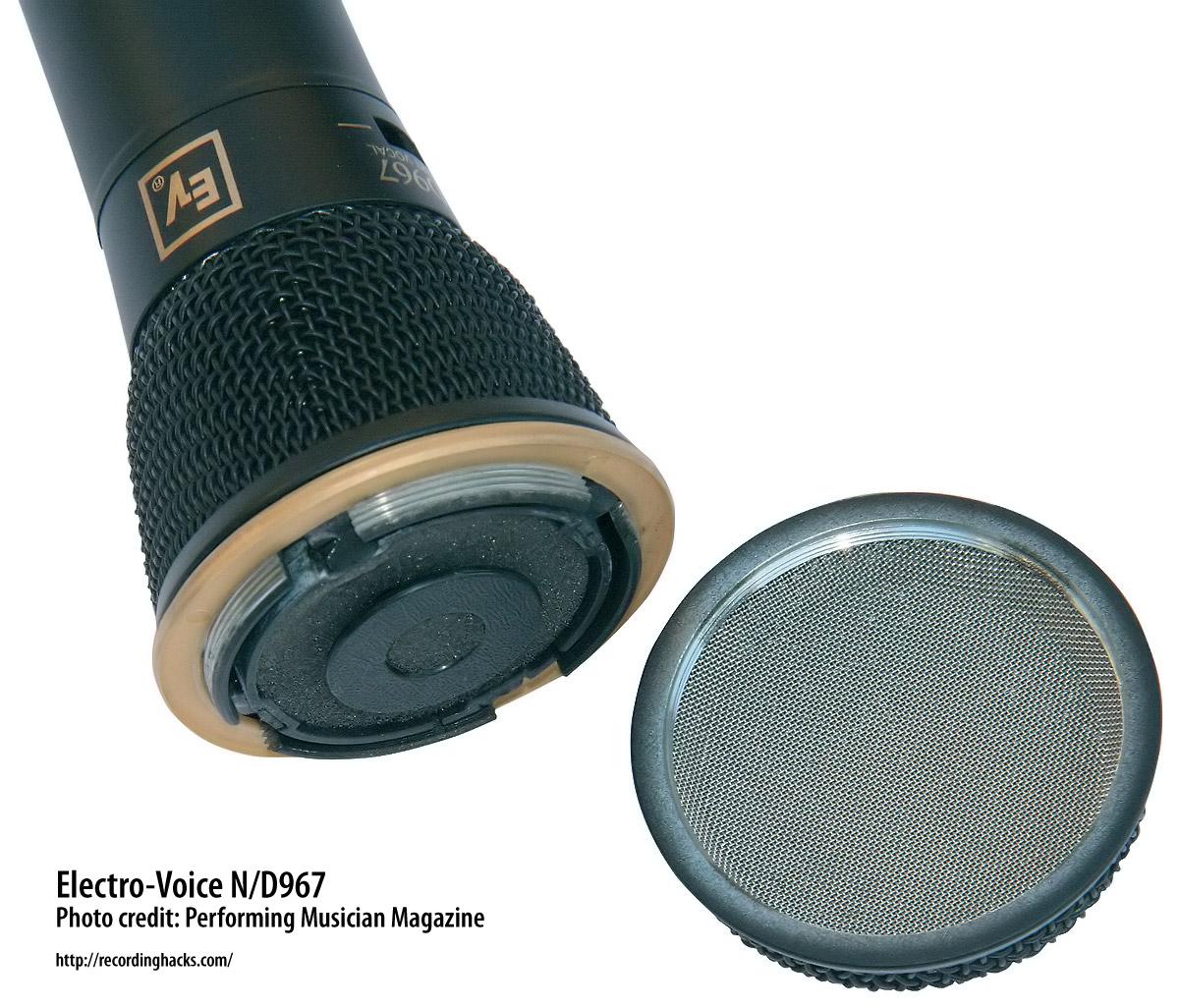 electro voice n d967 recordinghacks com rh recordinghacks com