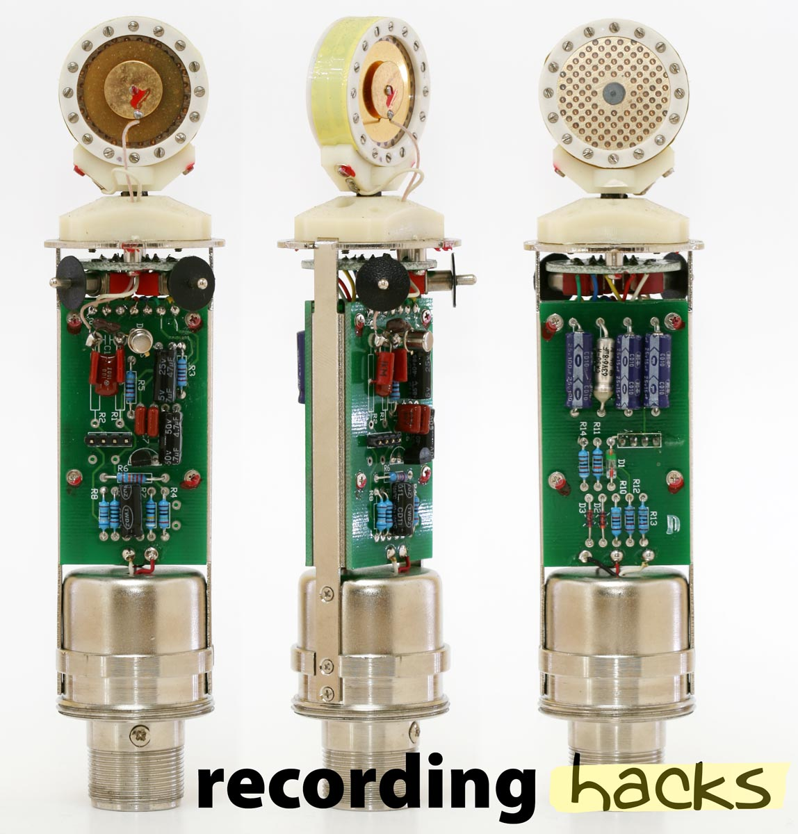 Groove Tubes Gt55 Diy Condenser Mic Problemmicwiringdiagrambottomjpg Pcb