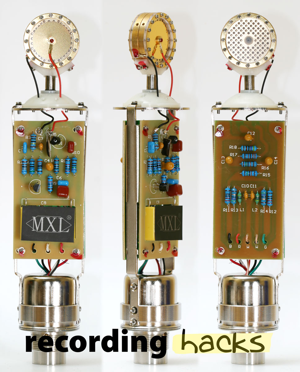 MXL 990 & MXL 3000 Studio Condenser Mic Reviews. - YouTube