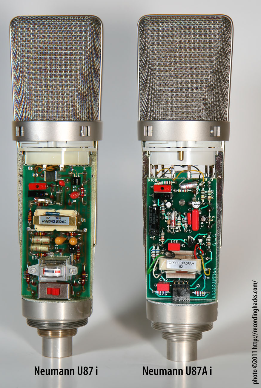 Standard Pro Audio Seattle Blog Details About New U87 Type Circuit Condenser Microphone Case Shock The