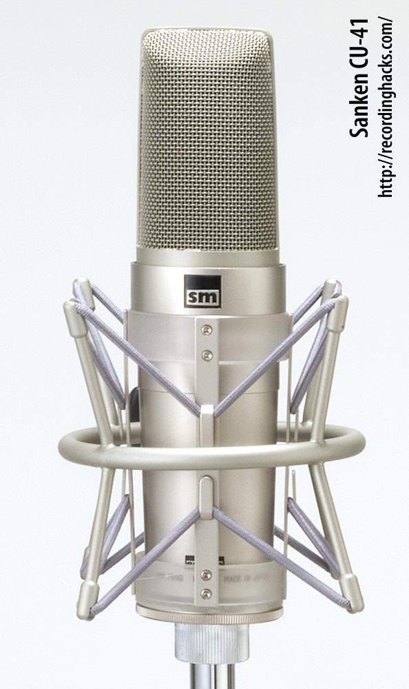 Sanken Microphone Company, Ltd  CU-41 | RecordingHacks com