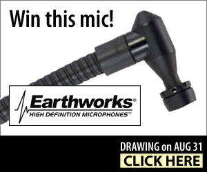 Win an Earthworks DP30/C