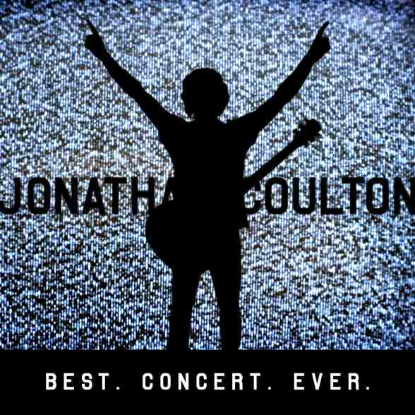 Jonathan Coulton, Best. Concert. Ever. DVD Cover