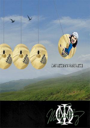 Portnoy's Drumavarium DVD
