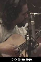 Tracking John Petrucci's acoustic with an AKG C24