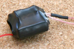 microphone output transformer