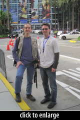 the RecordingHacks staff at NAMM