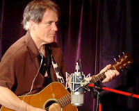 Mark Keller on Acoustic Guitar