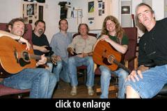 Seth Dixon, Harry Gale, Matt McGlynn, Robert Butler, Chris Bramble, Kenny Evans