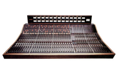 Trident A-range console