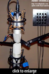 XY mic configuration