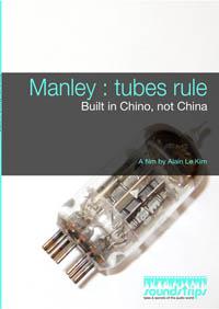 Manley: Tubes Rule