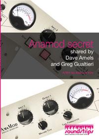 Anamod secret DVD cover