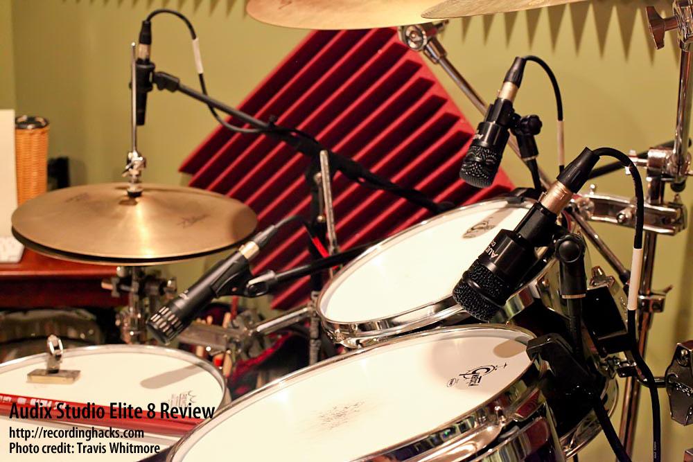 Drum Microphone Set Up : audix studio elite 8 mic review i5 d2 d4 d6 scx25a recording hacks ~ Hamham.info Haus und Dekorationen