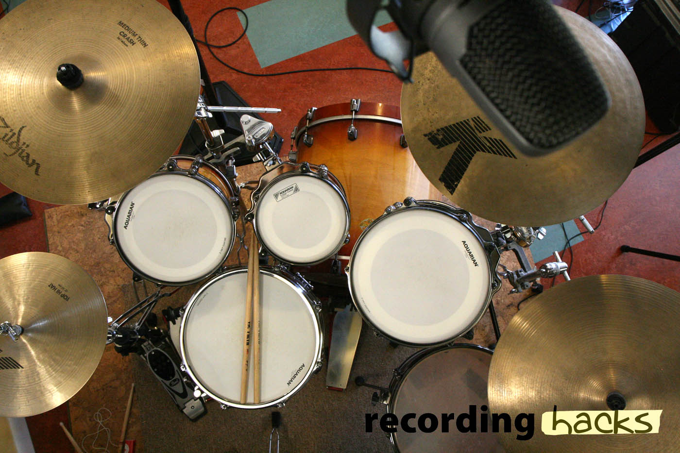 Best 200 Drum Overhead Mic Recording Hacks