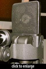 CAD E100S Rear View