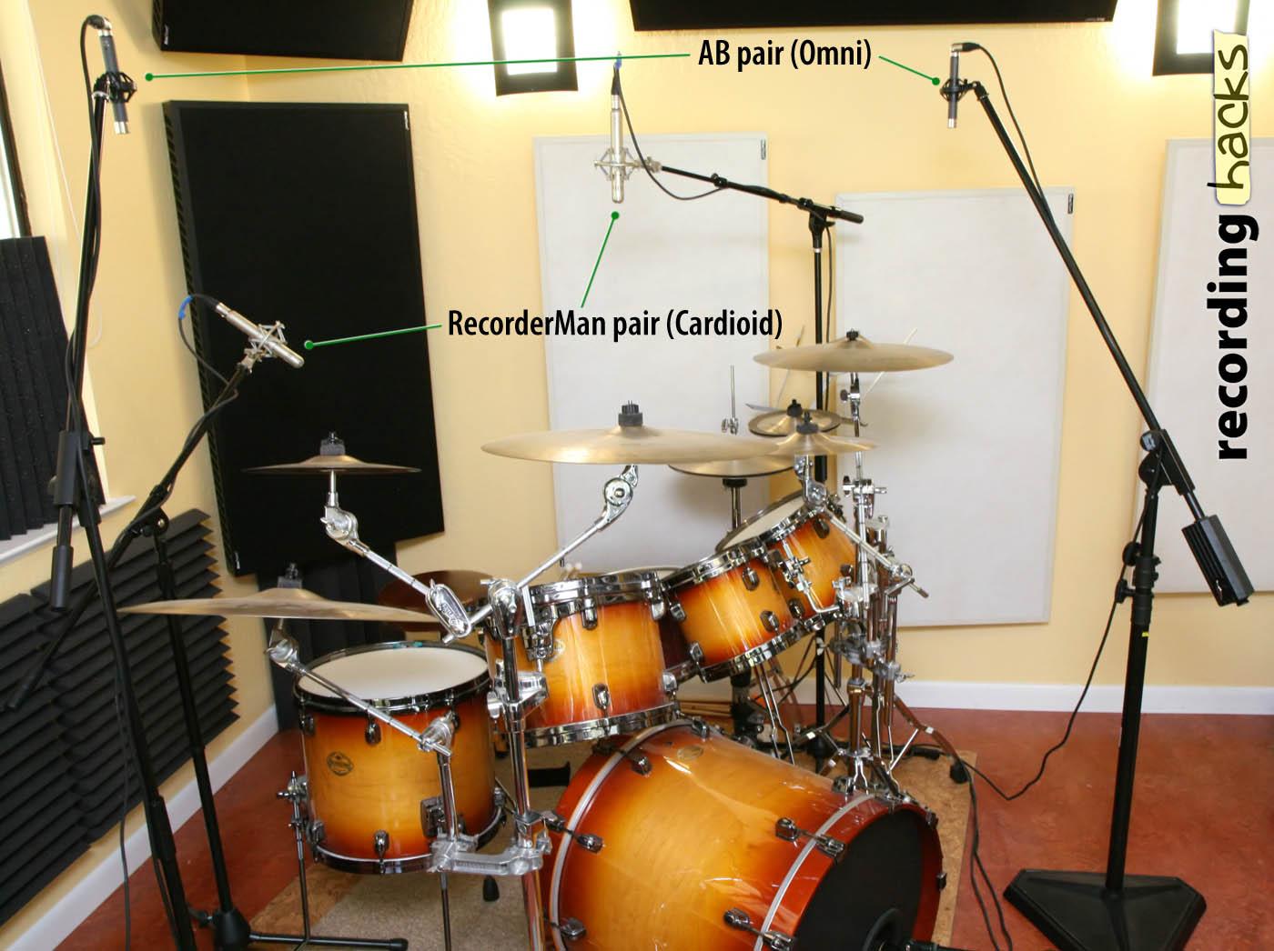 tube sdcs on drum overheads recording hacks. Black Bedroom Furniture Sets. Home Design Ideas