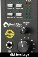 Great River MP500NV preamp