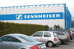 Sennheiser/Neumann Factory