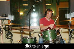 Steve DuBois, drummer
