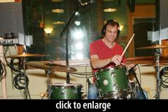 Steve DuBois, drummer