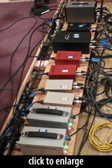 too many power supplies