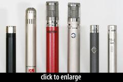 six tube SDCs