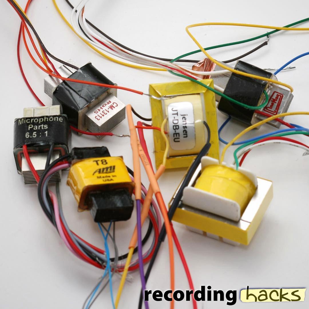 How to measure transformer ratio recording hacks | recording