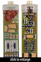 AKG C 480 B microphone circuit board