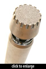 D 1000E Sintered Bronze Cap