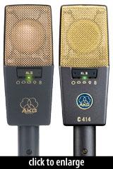 C414 B-XLII and XLII