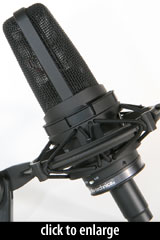 AT4050 with Shockmount
