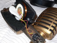 Beyerdynamic M 380 moving-coil element