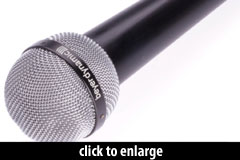 Beyerdynamic M500 ribbon microphone