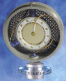 Blue B7 capsule