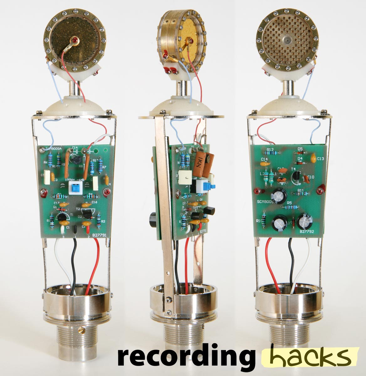 the best mic mod platform recording hacks the circuit board set found in the gxl 2200 turns up in a number of other mics that are equally modifiable if the 2200 isn t doing it for you for whatever