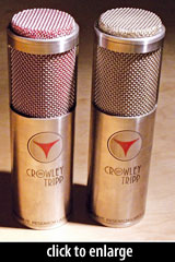 Soundstage Image and Studio Vocalist Ribbon Microphones