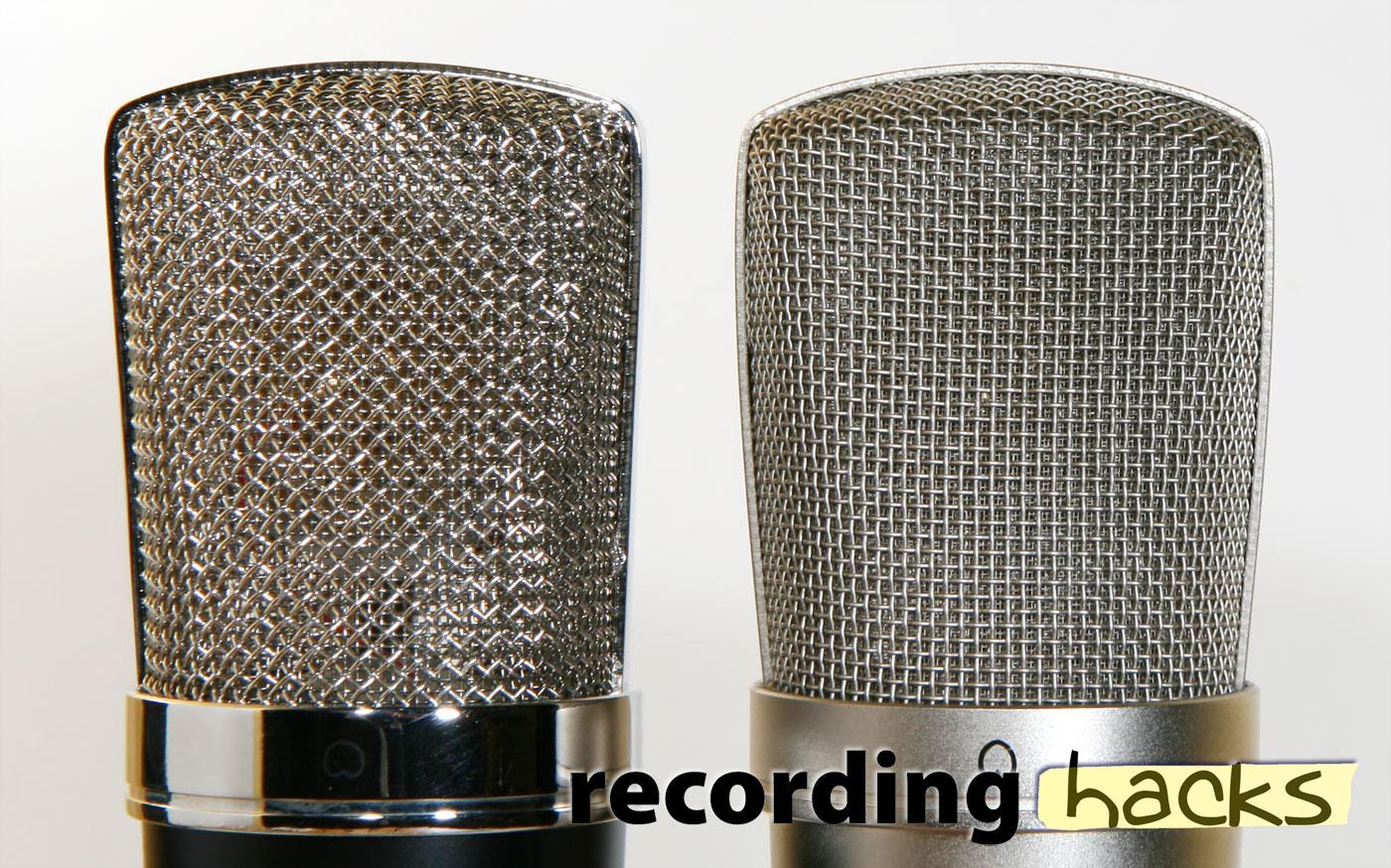 Gauge Microphones Ecm 87 Stealth Recordinghacks Com