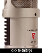 Lauten LT-381 sideview