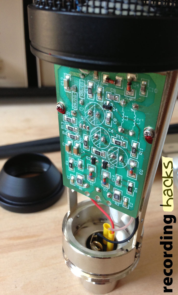 Diy Rip The Mca Sp1 Goes Smt Recording Hacks Pcb Etching 15 July 2014 Of Printed Circuit Boards Marshall Electronics Has Apparently Swapped Venerable V57 Board Set For A Single Surface Mount While It Is Technically Possible To Modify