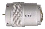 Neumann Z29 inline attenuator