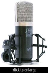 Mini K47 with Cutaway shockmount