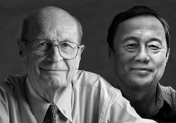 Rupert Neve and Siwei Zou