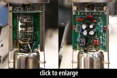 SM Pro Audio MC03 Mk II Circuit and Tube