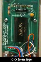 Soundelux U95S circuit board