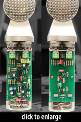 Studio Projects CS5 PCB Circuit