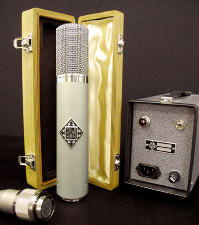 Telefunken USA Ela M 14 kit
