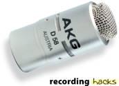 AKG Acoustics D 58