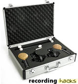 Cascade Microphones Fat Head Blumlein Package