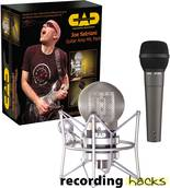 CAD Audio Joe Satriani Mic Pack